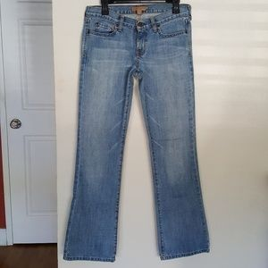 Abercrombie and Fitch Jeans.